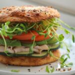 Low Carb Bagel Sandwich – Sandwich Recipes Low Cholesterol