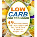 Low Carb Egg Cookbook: 8 Mouthwatering Low Carb Egg Recipes For ..