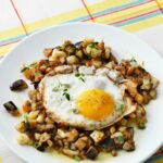 Low Carb Eggplant Hash With Eggs – Recipe Eggplant Egg