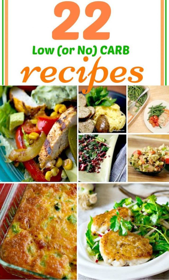 Low Carb Recipes- 11 Easy Recipes You Have To Try! | No carb ..