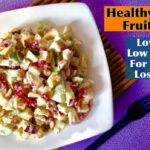 Low Fat Creamy Fruit Salad Recipe | How To Make Healthy Low Calorie Fruit  Salad At Home – Salad Recipes Low Fat