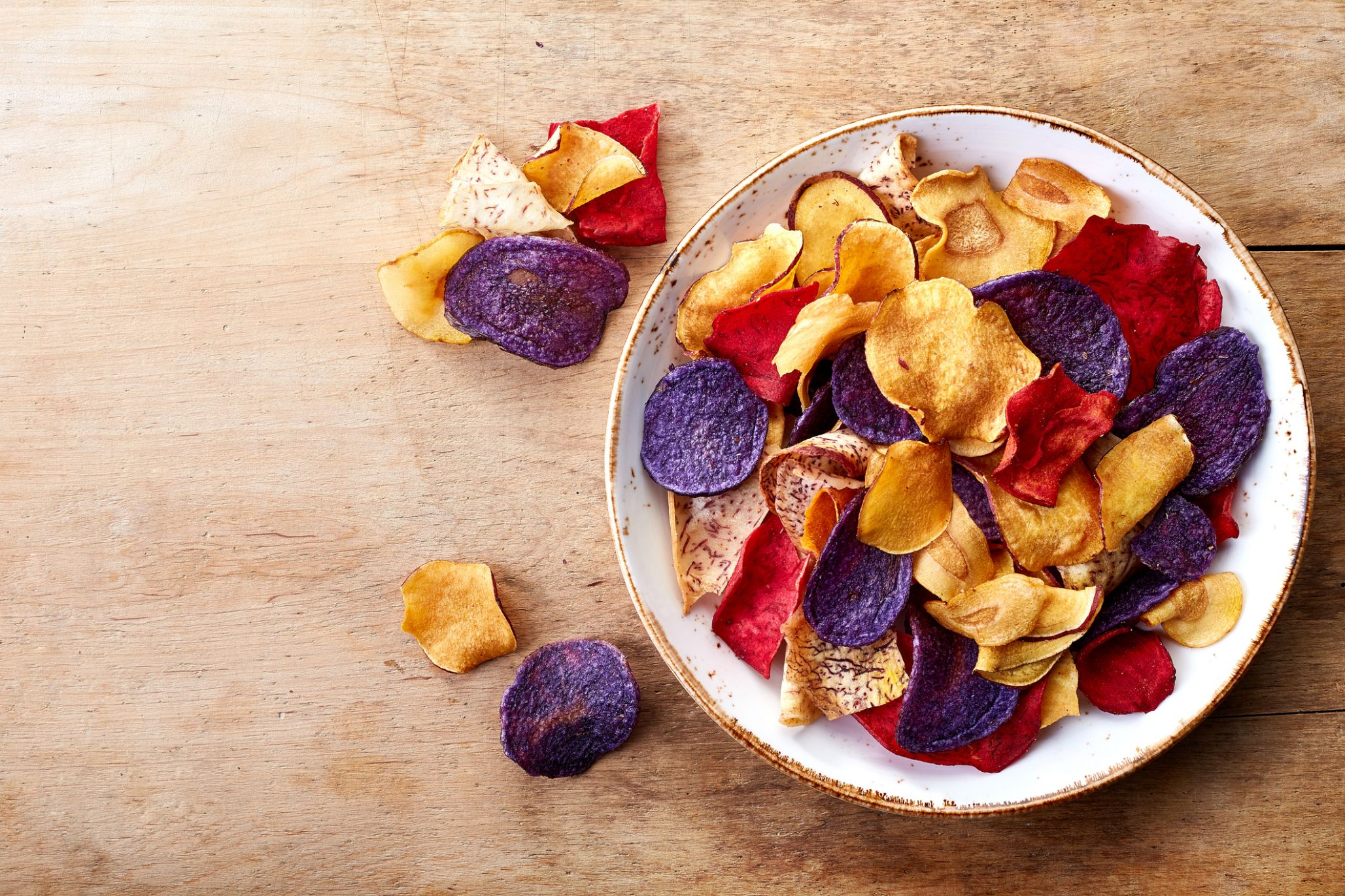 Low Fat Veggies: Delicious Chips | The Leaf Nutrisystem Blog - Recipes Vegetable Chips