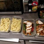 Lunches For This Past Week. Lemon And Herb Pasta, And Moroccan ..