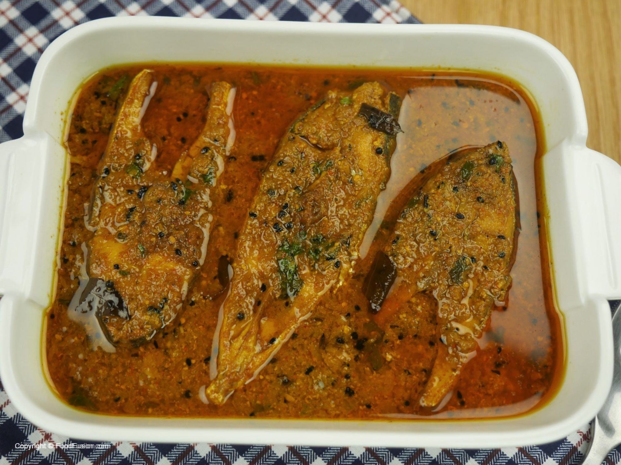Machli ka Salan (Fish Curry) – Food Fusion