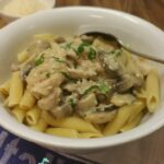 Mad Monday – Speedy Chicken With Mushroom Pasta Recipe – Recipes Chicken Breast Thermomix