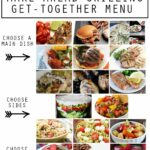 Make Ahead Grilling And Get Together Menu Plan – Clean Mama – Summer Recipes Make Ahead