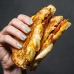 Make Melt's Maple Bacon Grilled Cheese – Recipes Sandwich Melts