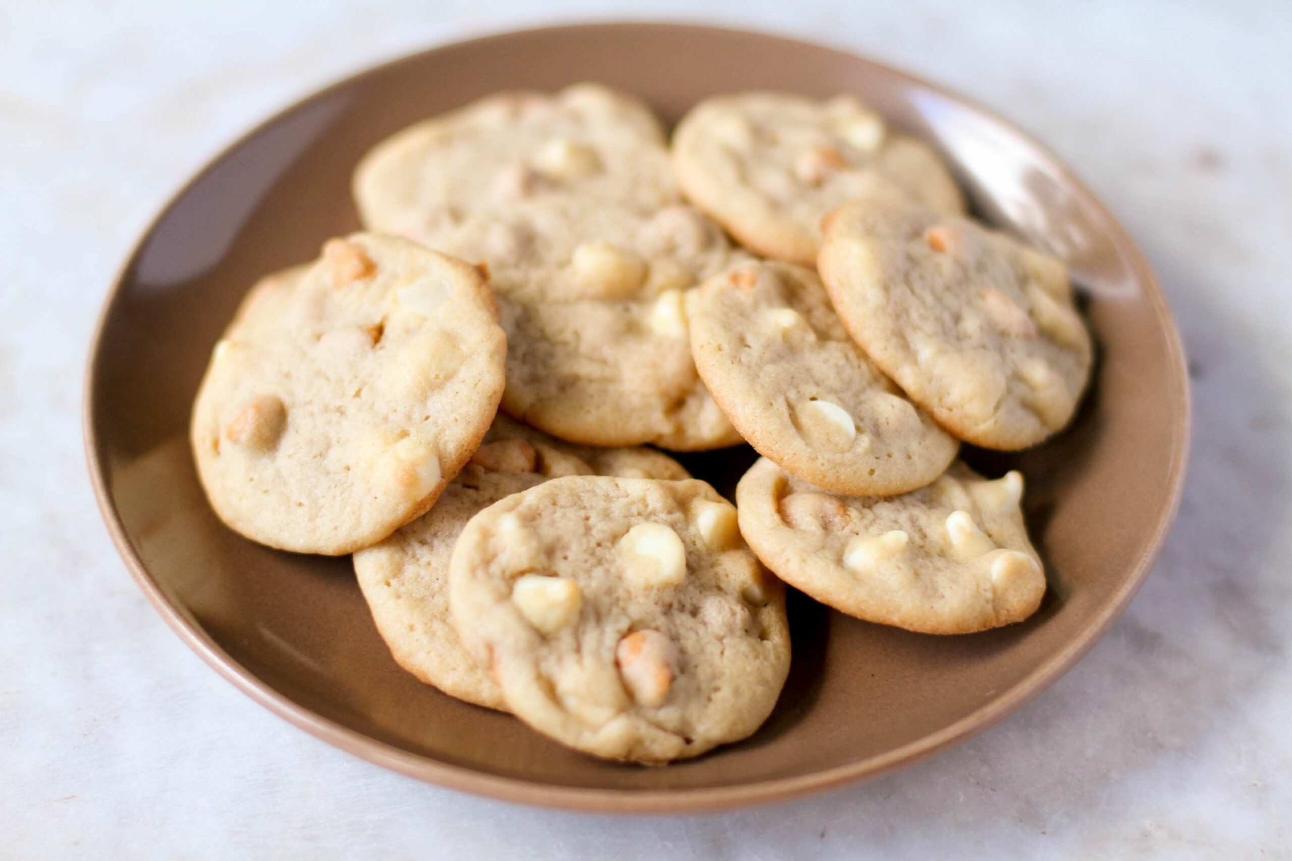 Make White Chocolate Butterscotch Chip Cookies - Recipe Chocolate White Chip Cookies