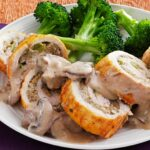 Makeover Stuffed Chicken Breasts With Mushroom Sauce – Recipes Chicken Breast Taste