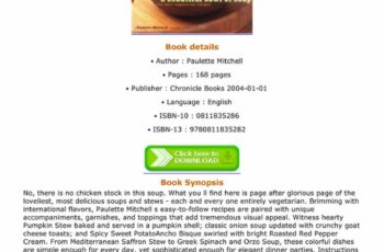 Maloney - DOWNLAD PDF A Beautiful Bowl of Soup The Best Vegetarian ...