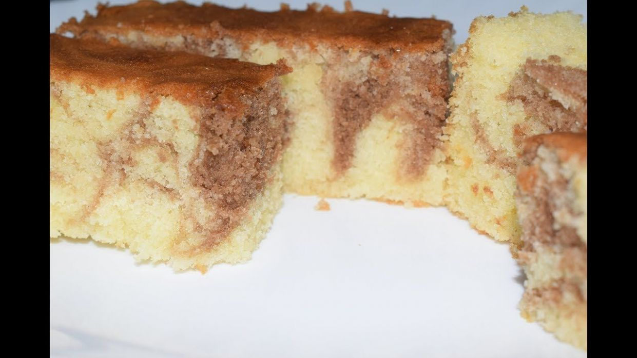 Marble Cake Recipe in Malayalam | Marble Butter Sponge Cake | How ..