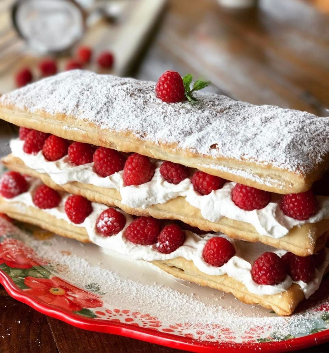 Marvelous Mille-Feuille - Summer Recipes Pioneer Woman