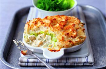 Mary Berry: Exceedingly Good Double Fish Pie Recipe | Fish pie ...
