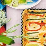 Mary Berry's Roasted Vegetable Quiche Recipe – Summer Quiche Recipes Uk