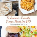 Meal Plan For Aldi (Or ANY Grocery Store) – 9 Summer Meals For ..