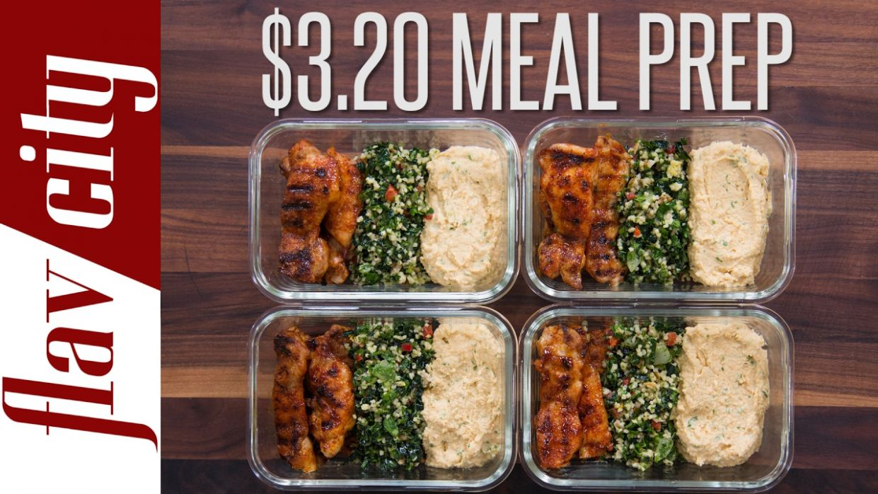Meal Prep Budget - Low Cost Recipes - Food Recipes Cheap