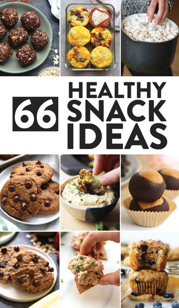 Meal Prep Healthy Snack Recipes - Fit Foodie Finds - Healthy Recipes Snacks