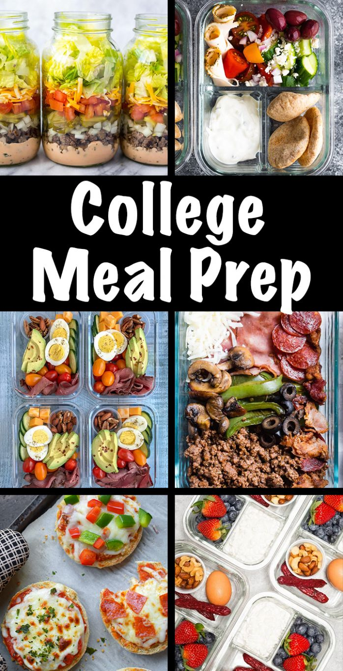 Meal Prep Recipes For College Students - Easy Recipes College Students
