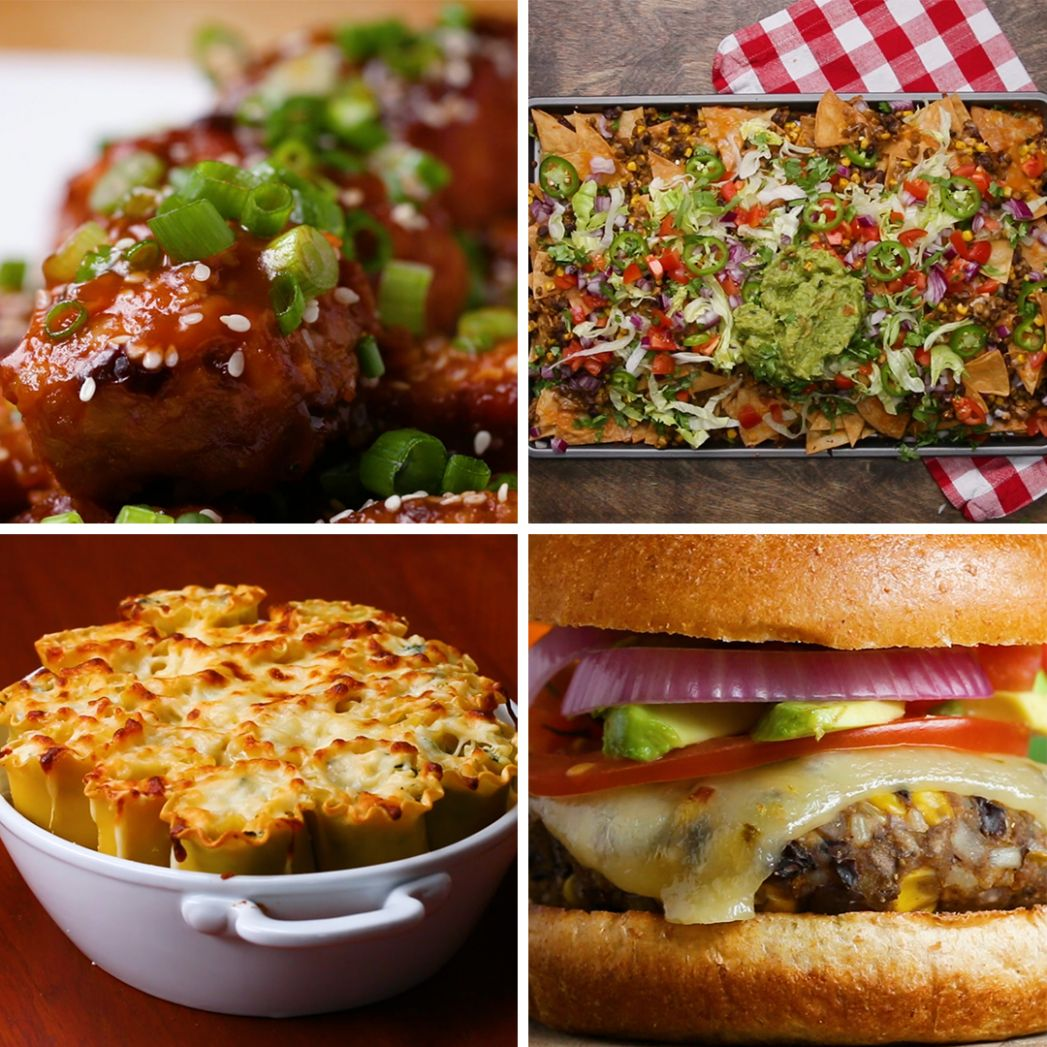 Meatless Recipes That Carnivores Will Love - Easy Recipes No Meat