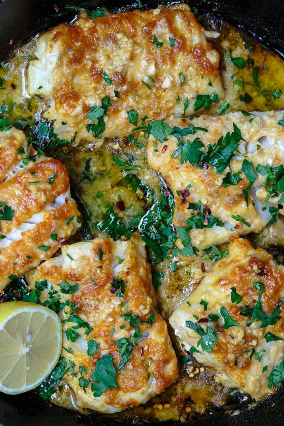 Mediterranean Baked Cod Recipe with Lemon and Garlic - Recipes Cooking Cod