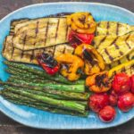 Mediterranean Easy Grilled Vegetables