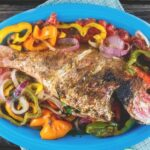 Mediterranean Style Whole Roasted Red Snapper – Recipes Red Fish