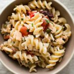 Mediterranean Tuna Pasta – Recipes Pasta Tuna