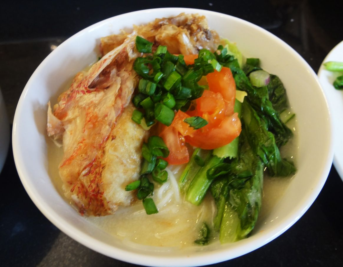 Mee Hoon - Recipe Fish Head Noodle