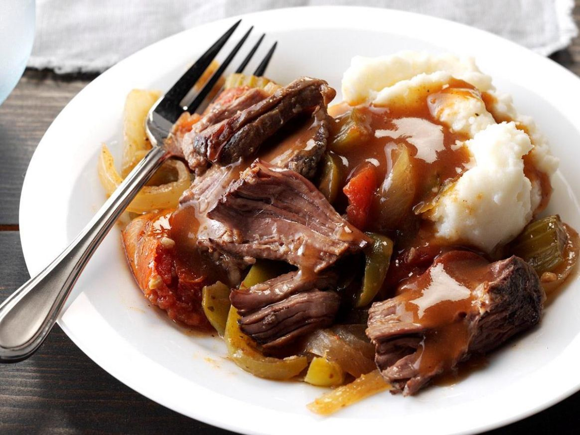 Melt-in-Your-Mouth Chuck Roast - Recipes Beef Chuck Roast
