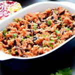 Mexican Beans And Rice – Gluten Free & Vegan – Just What We Eat – Rice Recipes Dairy Free