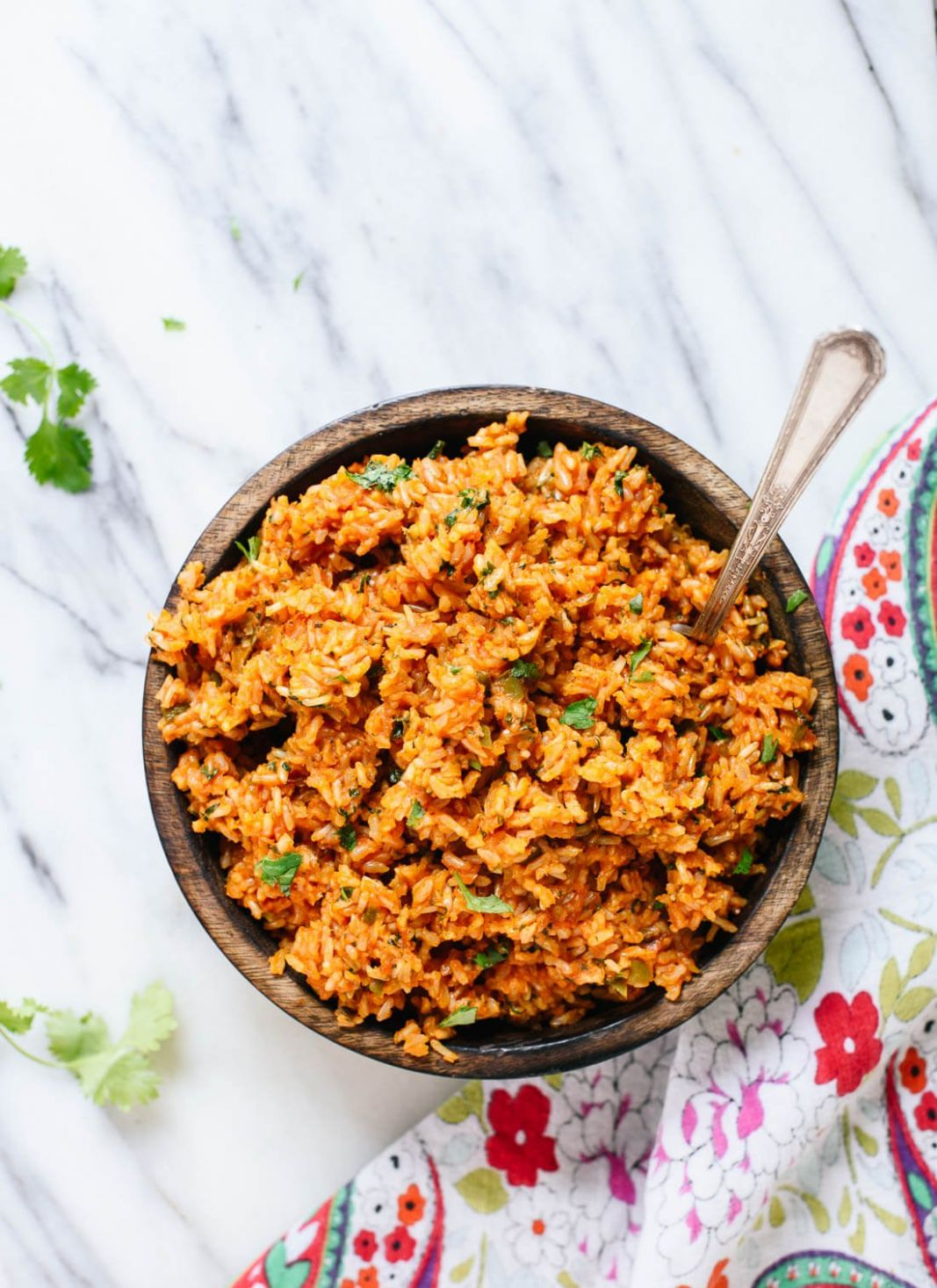 Mexican Brown Rice - Rice Recipes Healthy