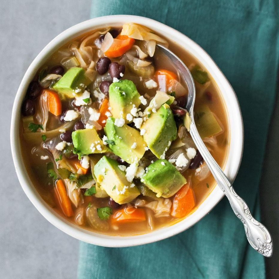Mexican Cabbage Soup - All Recipes Weight Loss Cabbage Soup