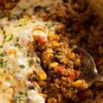 Mexican Ground Beef Casserole With Rice (Beef Mince!) – Recipes With Beef Mince