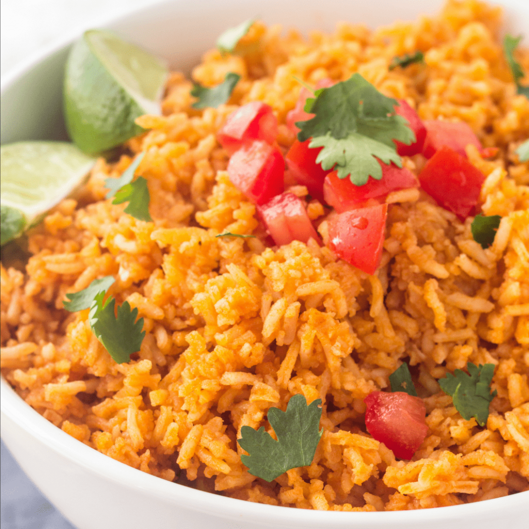 Mexican Rice Recipe - Easy Recipes Mexican