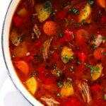 Mexican Vegetable Beef Soup – Recipes Vegetable Beef Soup Slow Cooker