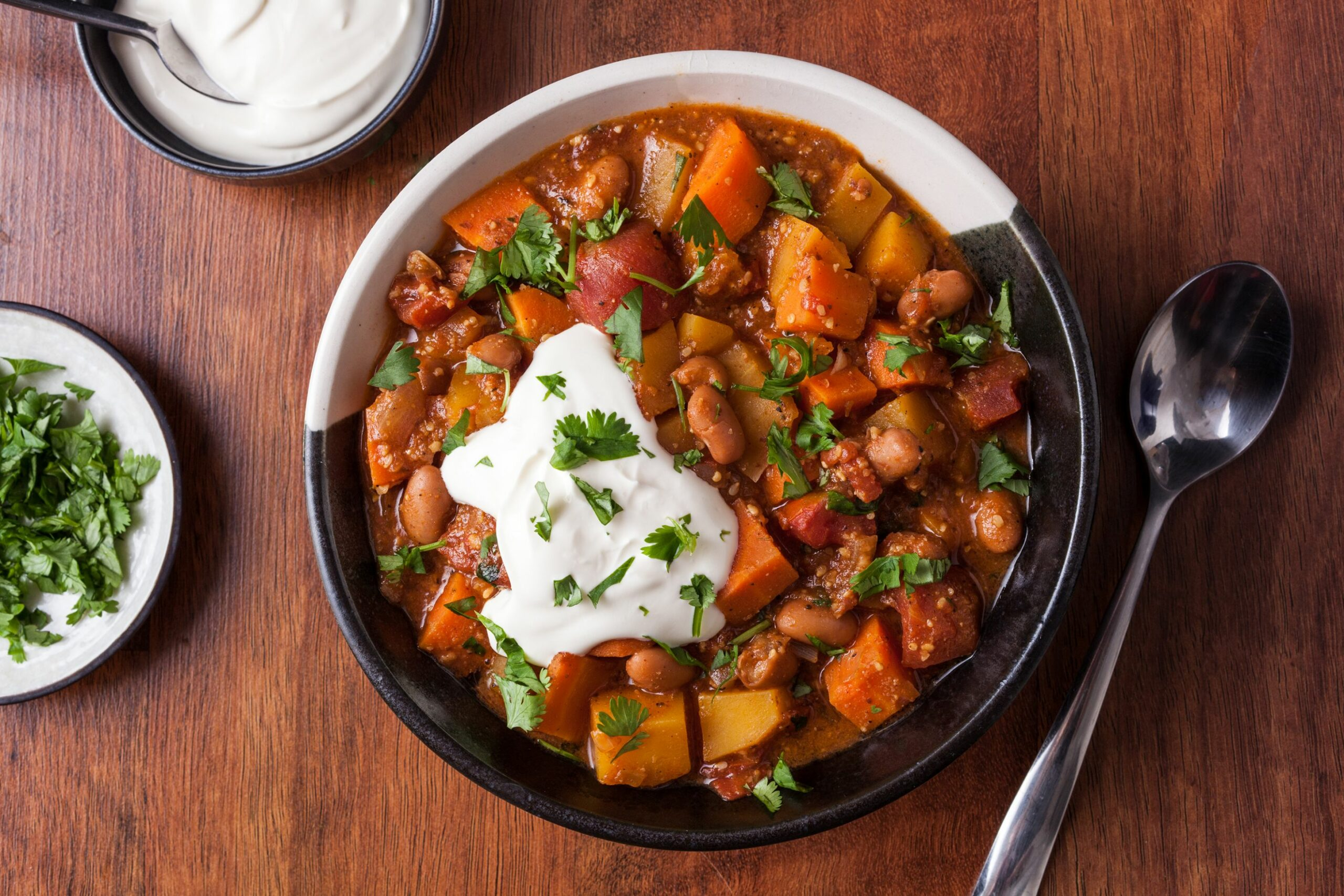 Mexican Vegetable Stew - Recipes Vegetarian Mexican
