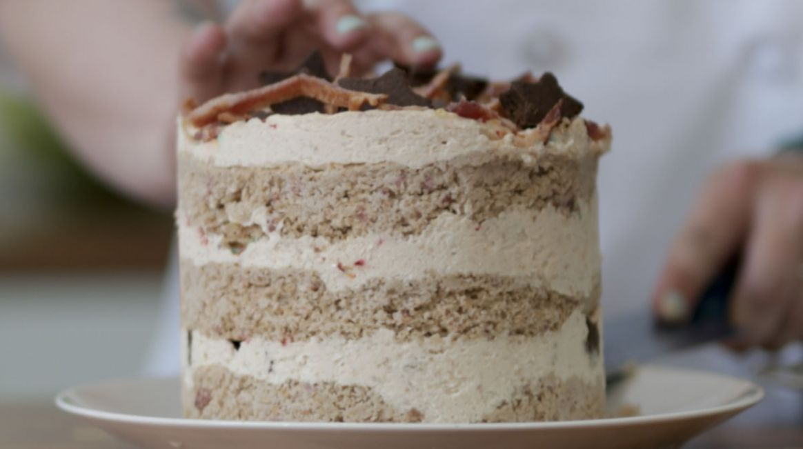 Milk Bar Inspired Birthday Cake for Dogs Recipe - Recipes Cakes For Dogs