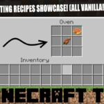 Minecraft Showcase   Custom Crafting And Cooking Recipes In Vanilla  Minecraft! (11.11