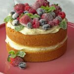 Mini Naked Cakes – Cake Recipes Pinterest
