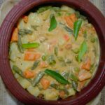 Mixed Vegetable Curry In Kerala Style(cooked In Coconut Milk ..