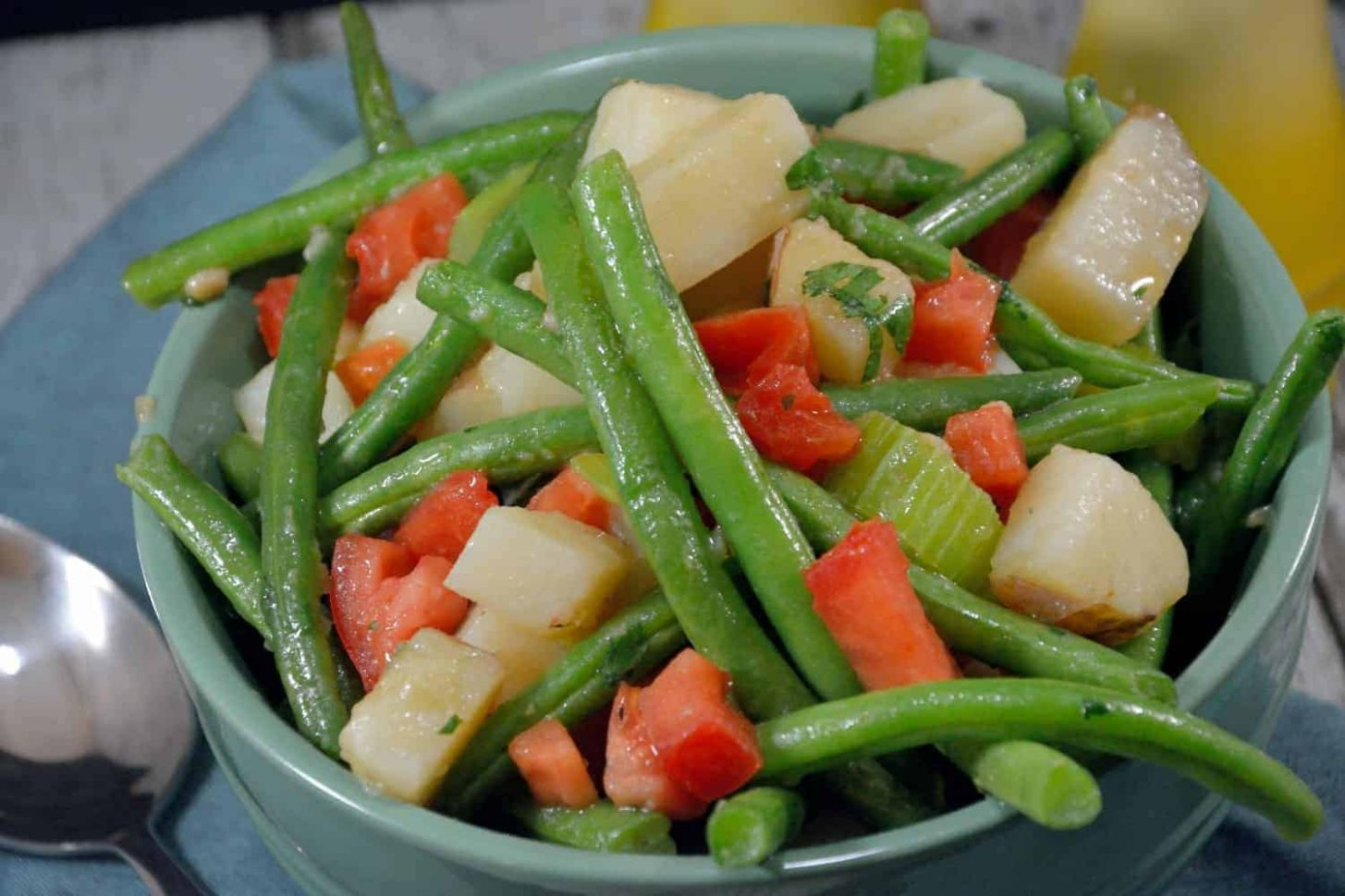 Mixed Vegetables - Recipes Easy Vegetable Side Dish