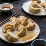 Mom's Best Pork Dumplings With Cabbage – Recipe Pork Dumplings Steamed