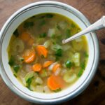 Mom's Cold Season Chicken Soup – Soup Recipes Using Chicken Stock