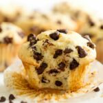 Mom's Easy Chocolate Chip Muffins – Recipes Chocolate Chip Muffins