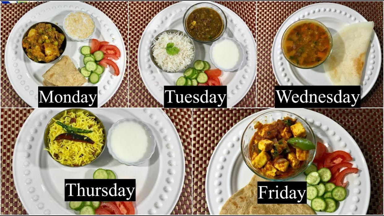 Monday To Friday Easy Indian Dinner Recipes Under 9 Minutes Part 9 |  Simple Living Wise Thinking - Easy Recipes Indian