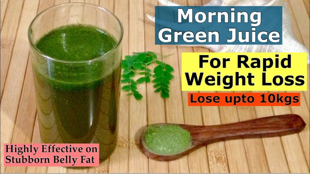 Morning Green Juice Recipe | How to make Green juice for Weight Loss |  Healthy Juice - Juicing Recipes For Weight Loss Green Juice