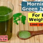 Morning Green Juice Recipe | How to make Green juice for Weight Loss |  Healthy Juice
