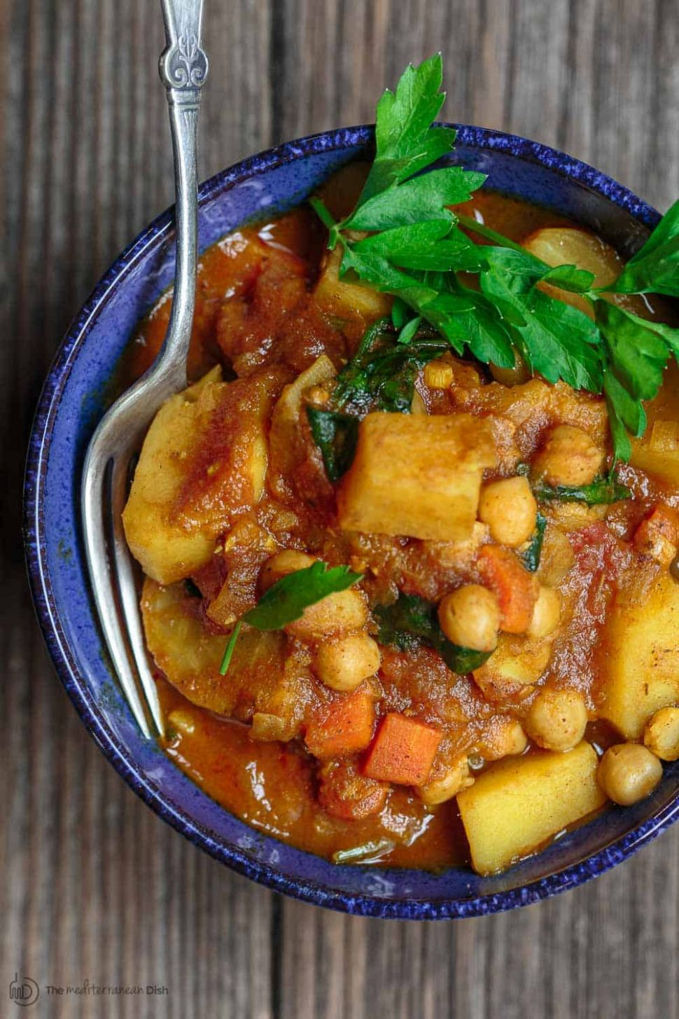 Moroccan Vegetable Tagine Recipe - Vegetable Recipes Uk