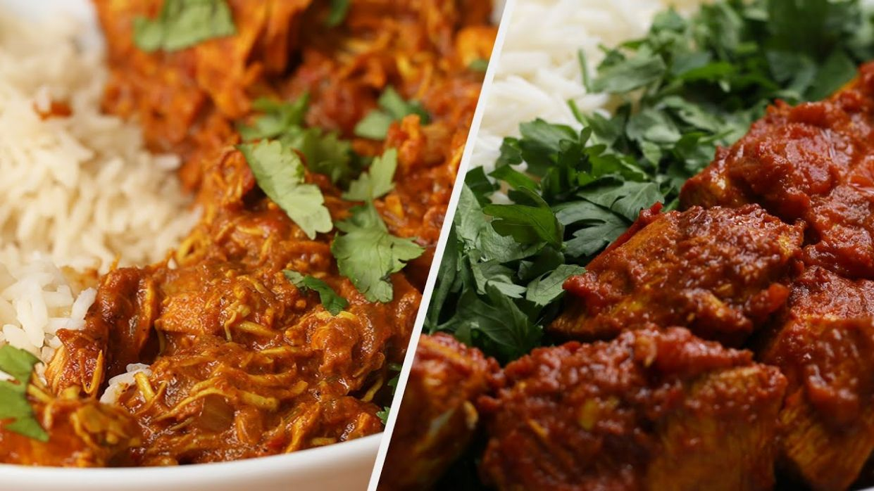Mouth-Watering Indian Food Recipes • Tasty - Food Recipes Indian