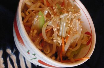 Moyashi (Bean Sprout) Salad Recipe | Japanese Recipes | Japan Food ...